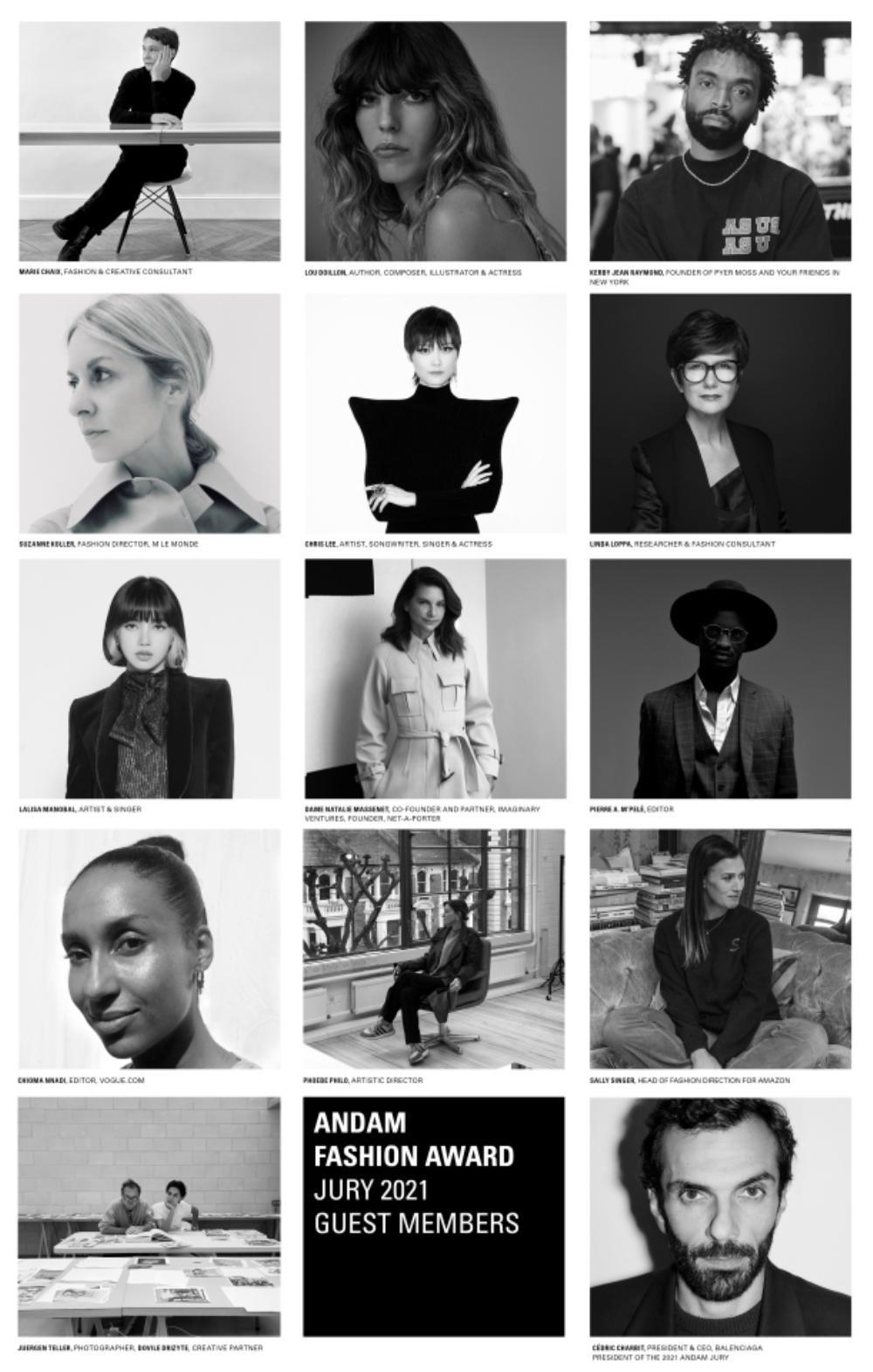 Lisa Black Pink là giám khảo giải thưởng thời trang danh giá của Pháp khiến fans vỡ òa cảm xúc Ảnh 3