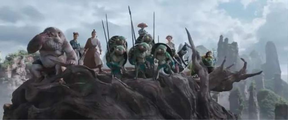 Duyên cớ vì đâu 'Âm Dương Sư' của Châu Tấn - Trần Khôn lại thất bại thảm hại như vậy? Ảnh 9