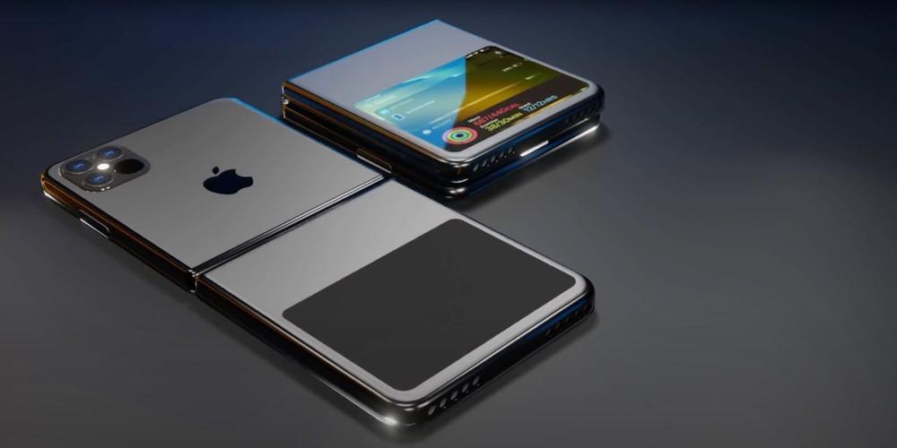 Quên iPhone 12 đi, Apple sắp ra mắt iPhone màn hình dẻo, hỗ trợ Apple Pencil Ảnh 1