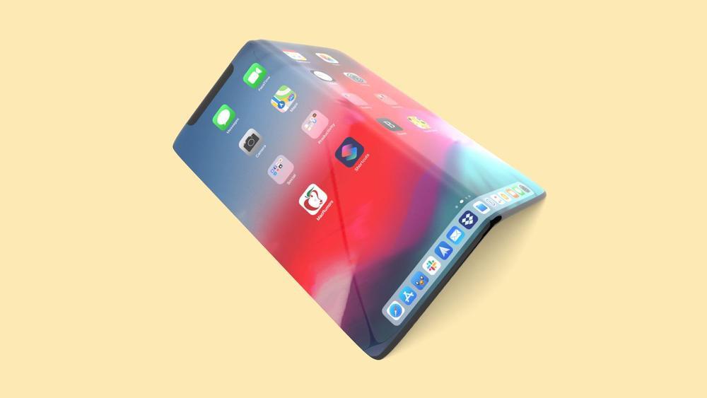 Quên iPhone 12 đi, Apple sắp ra mắt iPhone màn hình dẻo, hỗ trợ Apple Pencil Ảnh 2