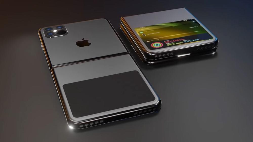 Quên iPhone 12 đi, Apple sắp ra mắt iPhone màn hình dẻo, hỗ trợ Apple Pencil Ảnh 3
