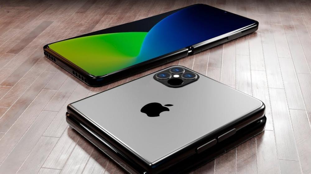 Quên iPhone 12 đi, Apple sắp ra mắt iPhone màn hình dẻo, hỗ trợ Apple Pencil Ảnh 4