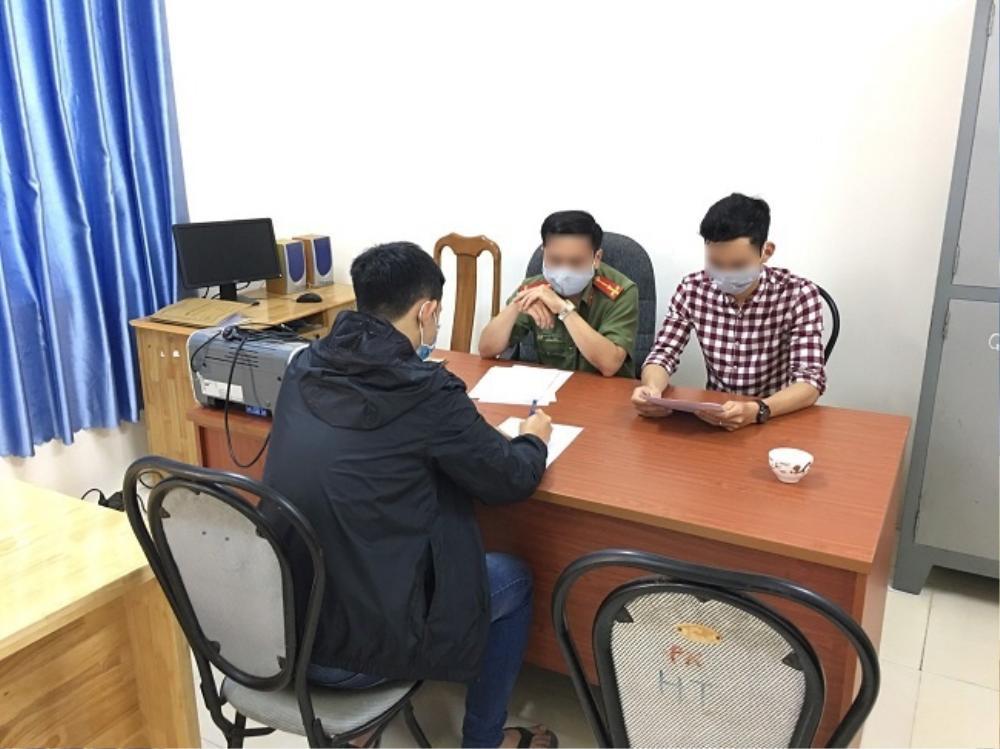 Nam sinh lớp 10 làm giả văn bản của Chủ tịch tỉnh về việc cho phép học sinh nghỉ học Ảnh 1