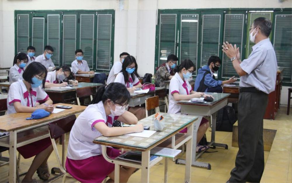 Lịch nghỉ học và đi học trở lại của học sinh 63 tỉnh thành Ảnh 1