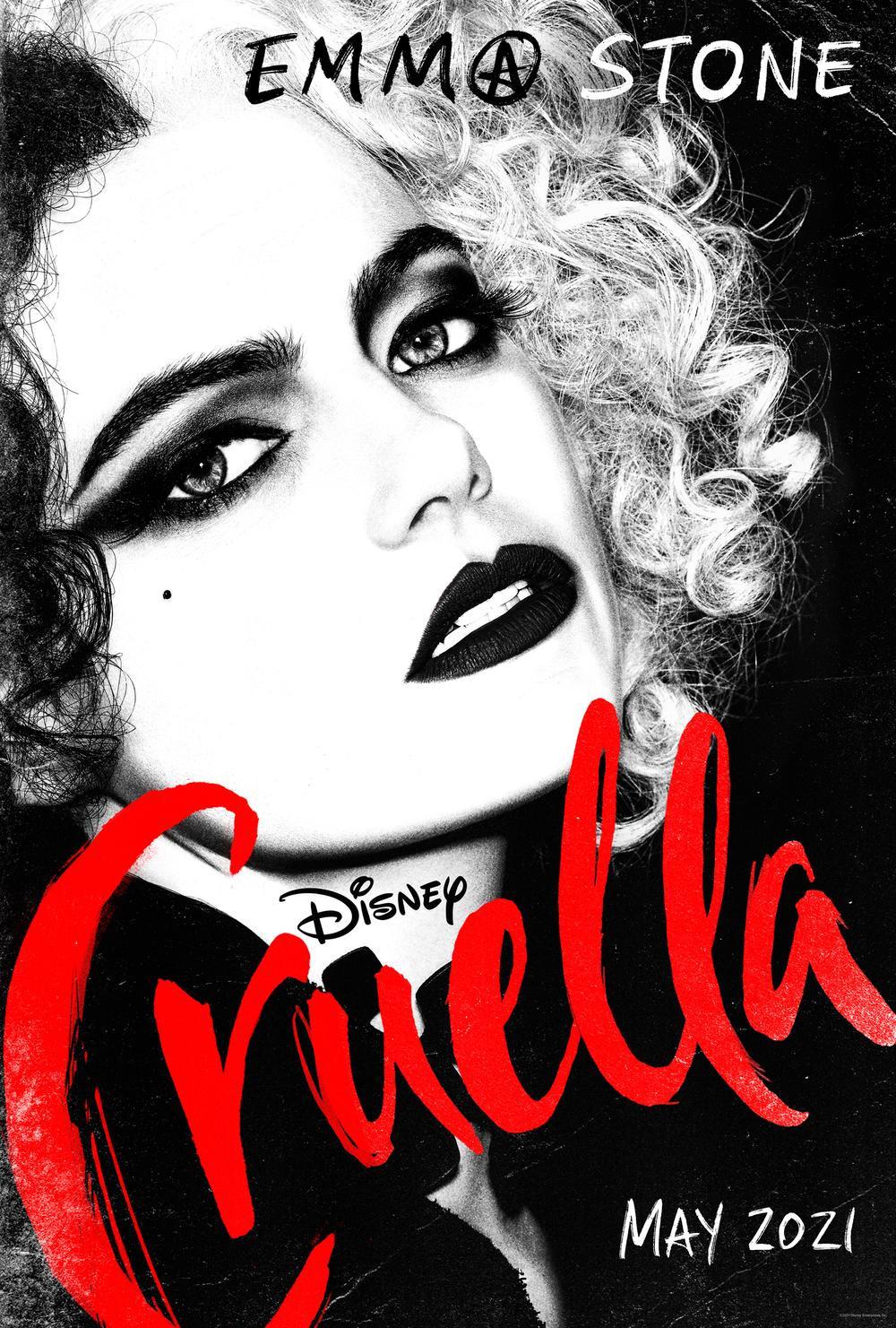 'Cruella' tung trailer gây choáng với màn biến hóa thời trang siêu đẳng cấp của 'chị đẹp' Emma Stone Ảnh 1