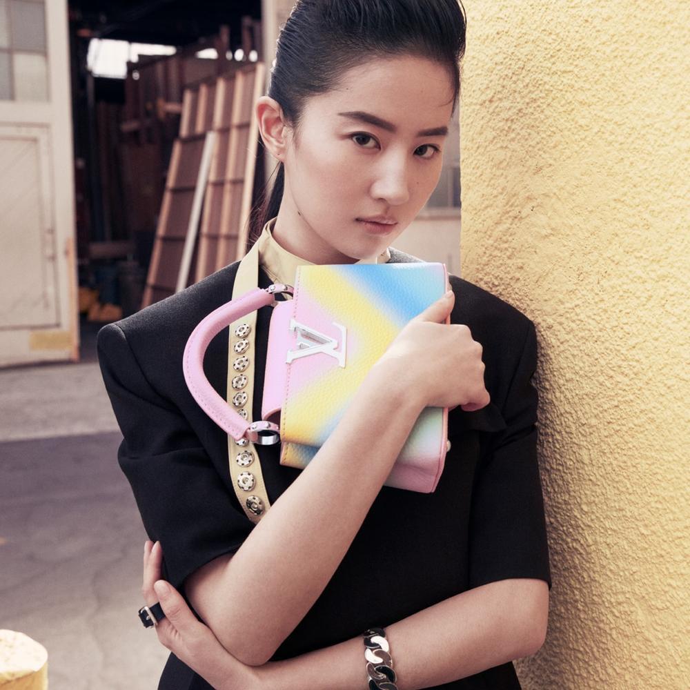Đập tan tin đồn thất thiệt, Louis Vuitton khẳng định Lưu Diệc Phi vẫn là gương mặt đại diện Ảnh 5