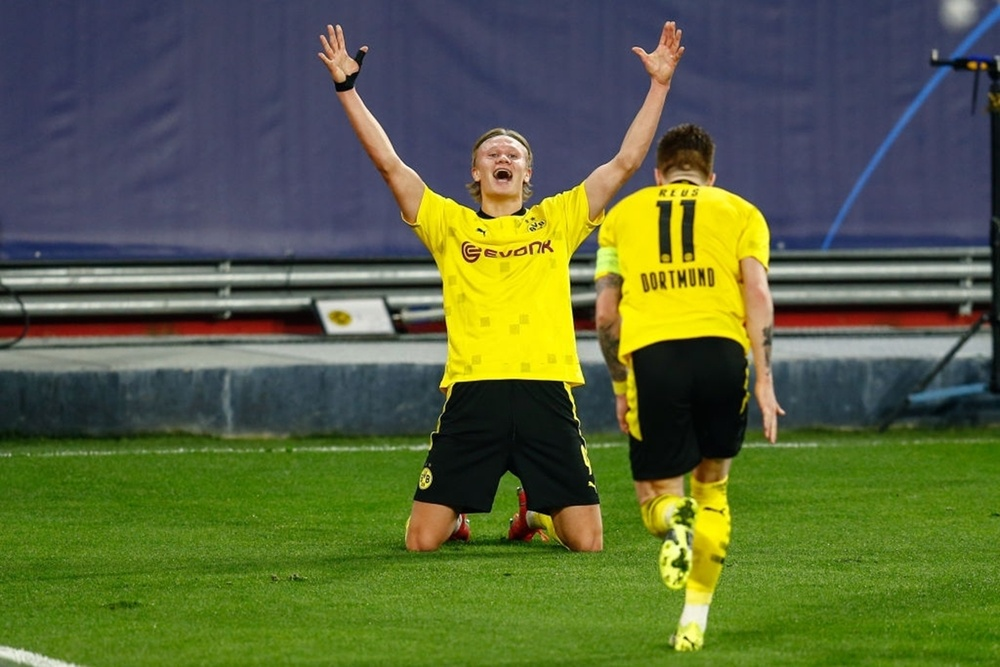 Sao Dortmund lập kỷ lục mới ở Champions League Ảnh 1