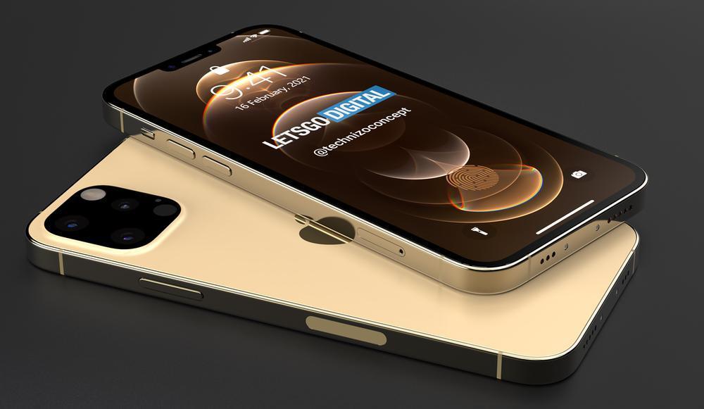 iPhone 13 đẹp mê hồn với loạt màu sắc lịm tim, camera chất chưa từng thấy Ảnh 2