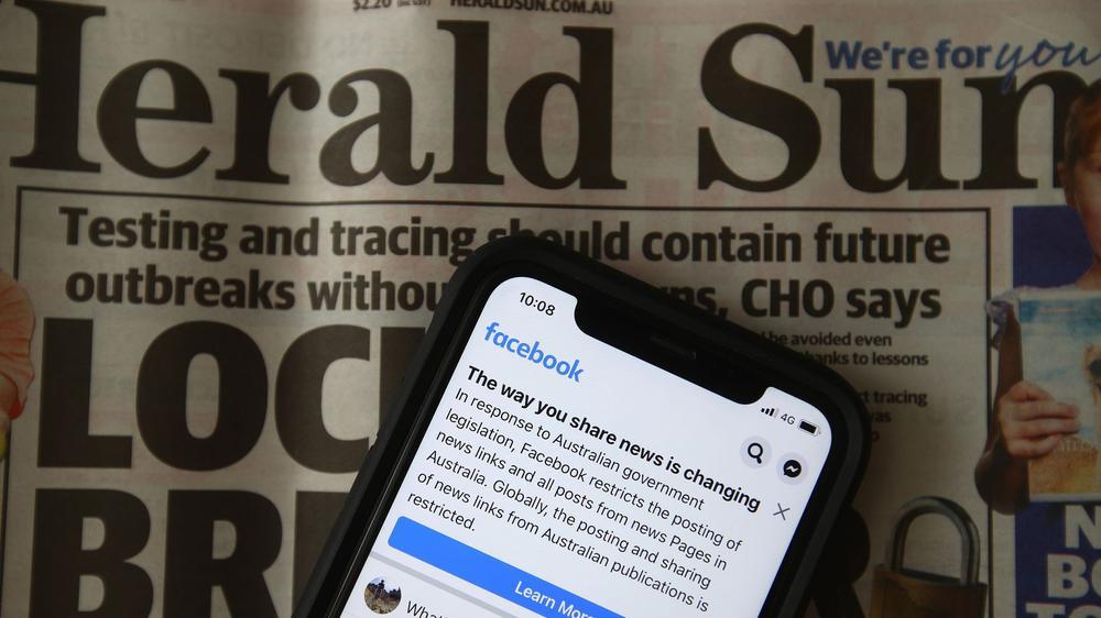 Vì sao người Úc không được chia sẻ hoặc xem tin tức trên Facebook? Ảnh 1