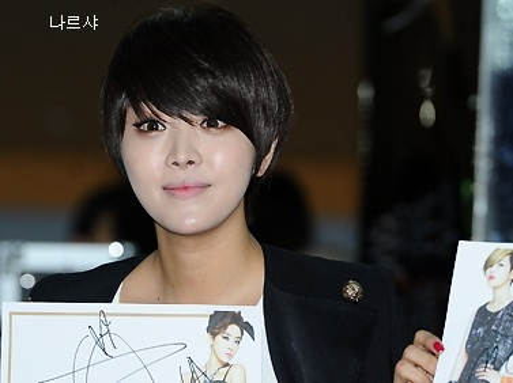 Những lần idol nữ Kpop 'muối mặt' vì lỗi make up! Ảnh 4