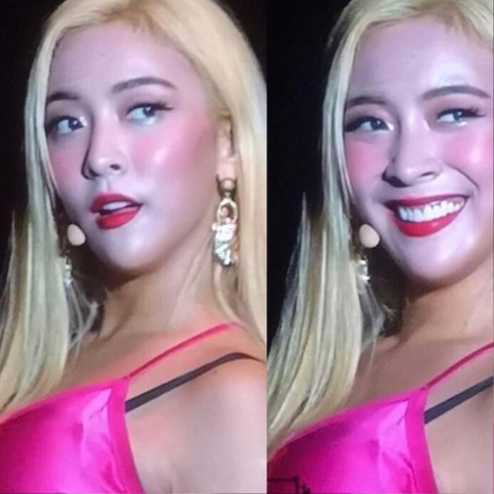Những lần idol nữ Kpop 'muối mặt' vì lỗi make up! Ảnh 1