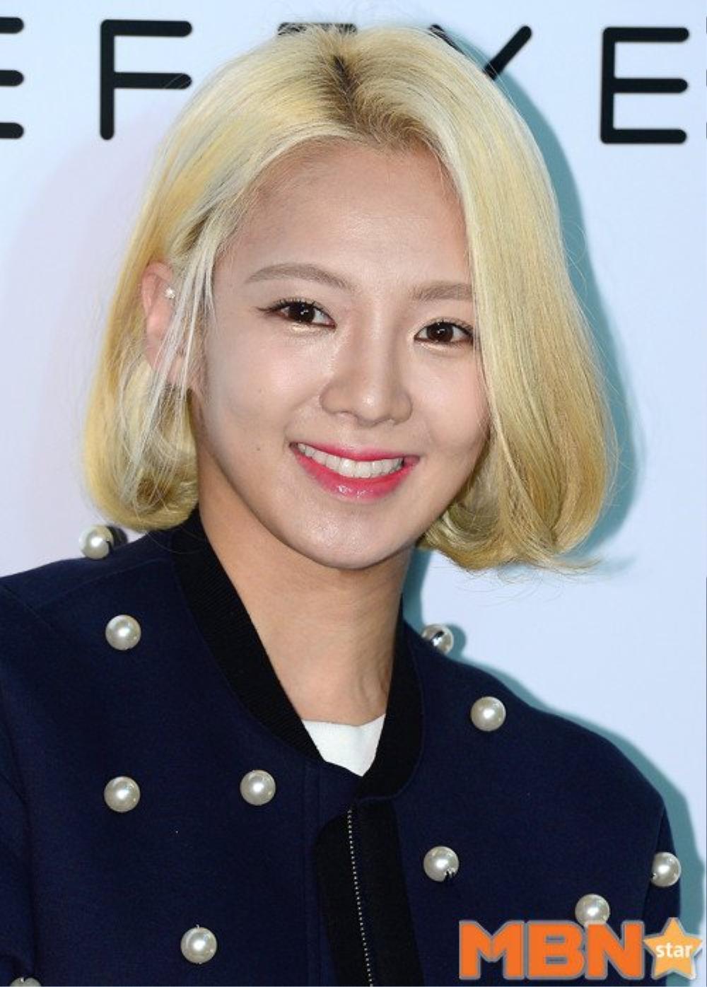 Những lần idol nữ Kpop 'muối mặt' vì lỗi make up! Ảnh 8