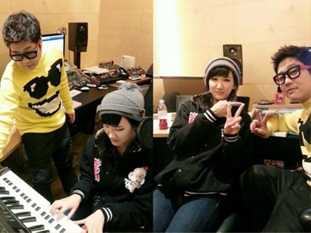 Fan tò mò danh tính girlgroup vừa mới debut đã được về 'chung nhà' Mỹ tiến với Twice, (G)I-DLE Ảnh 7