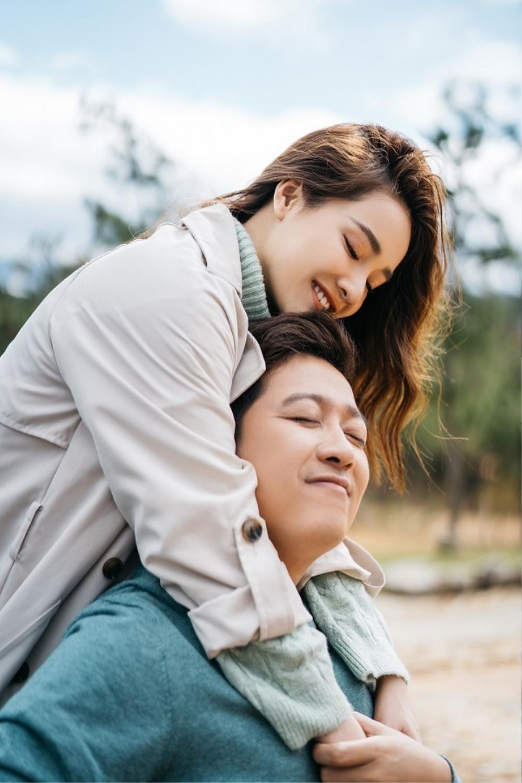Điểm chung trong chuyện tình yêu của Mỹ Tâm, Hà Hồ, Trấn Thành, Trường Giang Ảnh 12