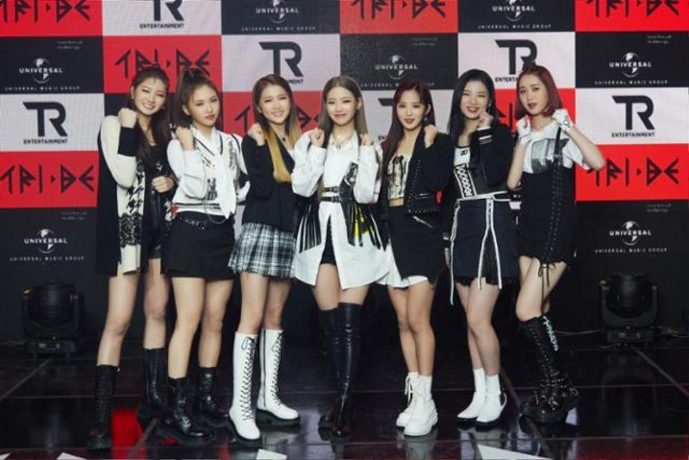 Nhóm nữ tân binh TRI.BE liệu có trở thành 4Minute và T-ARA thứ 2? Ảnh 8