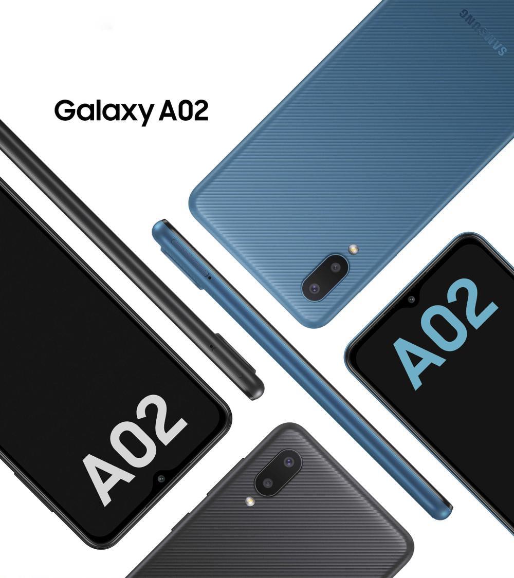 Samsung chính thức ra mắt Galaxy A02 tại Việt Nam Ảnh 3