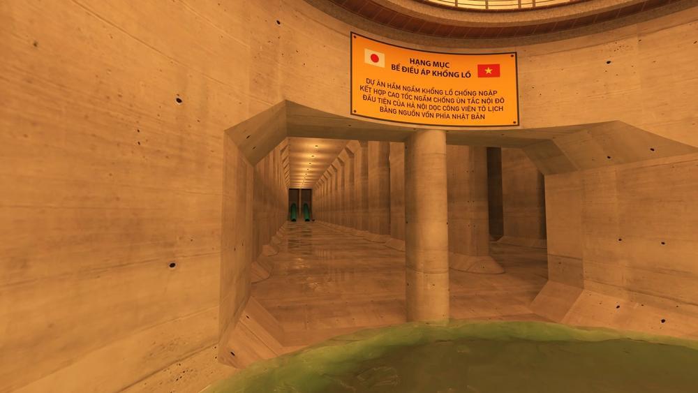 Đề xuất xây dựng hệ thống hầm ngầm khổng lồ chống ngập kết hợp cao tốc ngầm chống ùn tắc dọc sông Tô Lịch Ảnh 7