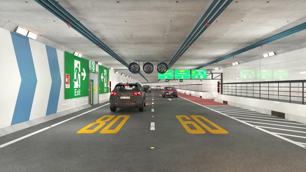 Đề xuất xây dựng hệ thống hầm ngầm khổng lồ chống ngập kết hợp cao tốc ngầm chống ùn tắc dọc sông Tô Lịch Ảnh 9