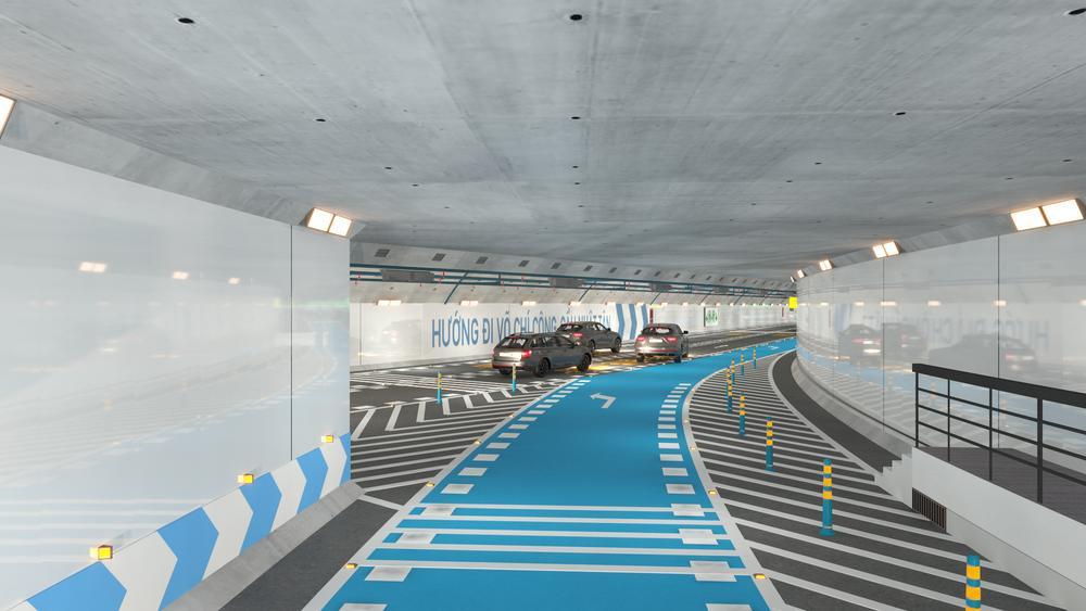 Đề xuất xây dựng hệ thống hầm ngầm khổng lồ chống ngập kết hợp cao tốc ngầm chống ùn tắc dọc sông Tô Lịch Ảnh 10
