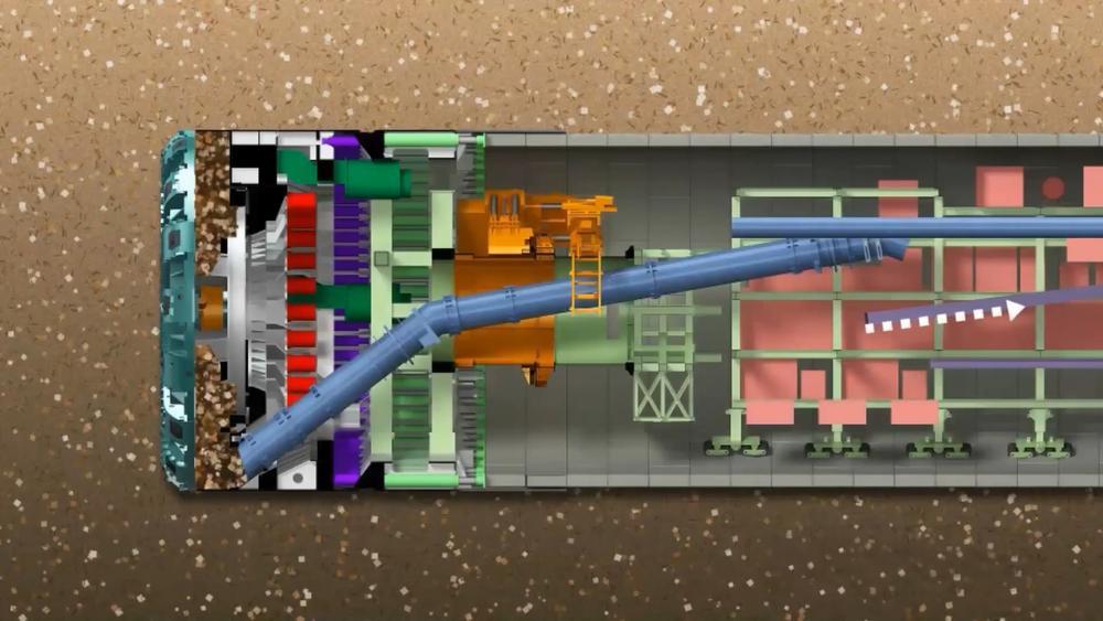 Đề xuất xây dựng hệ thống hầm ngầm khổng lồ chống ngập kết hợp cao tốc ngầm chống ùn tắc dọc sông Tô Lịch Ảnh 3
