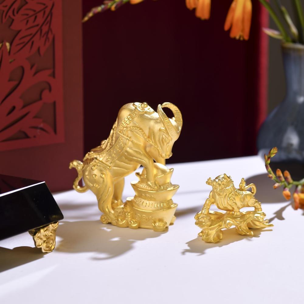 Người Hà Nội xếp hàng mua vàng trước ngày Vía Thần tài, tránh đông người phòng dịch COVID-19 Ảnh 16