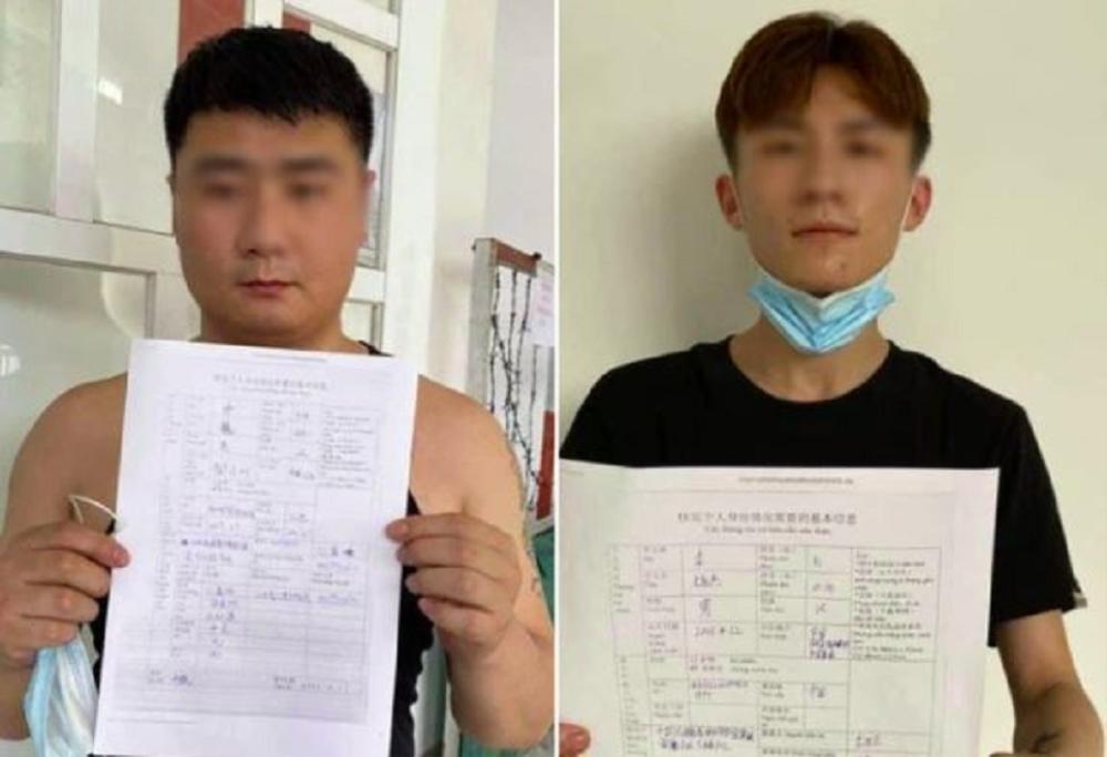 Truy tìm khẩn cấp 2 người đàn ông Trung Quốc trốn khỏi khu cách ly Ảnh 1