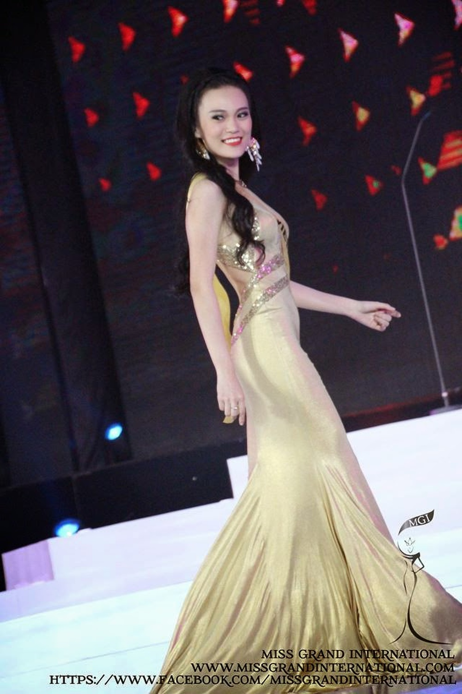 Bậc tiền nhân tiết lộ gam màu 'tạo hích' cho Ngọc Thảo ở Miss Grand International 2021 Ảnh 9