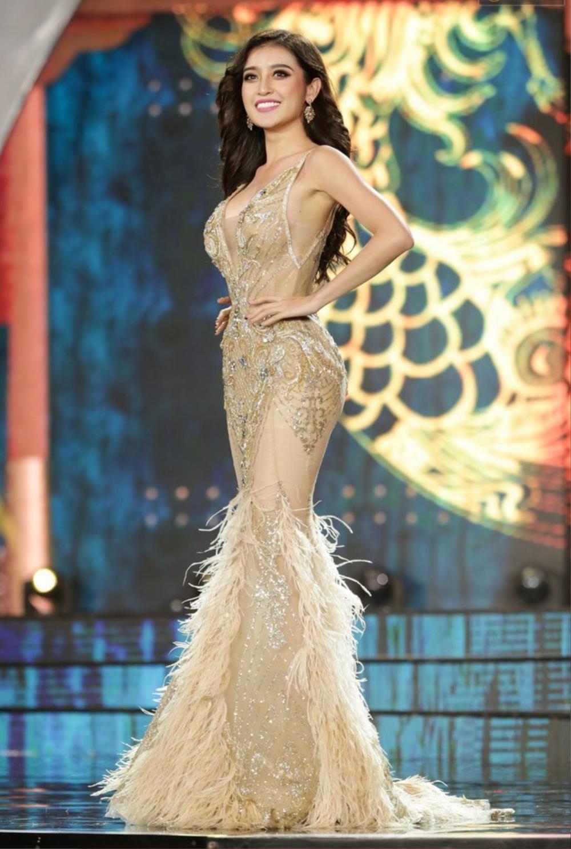 Bậc tiền nhân tiết lộ gam màu 'tạo hích' cho Ngọc Thảo ở Miss Grand International 2021 Ảnh 7