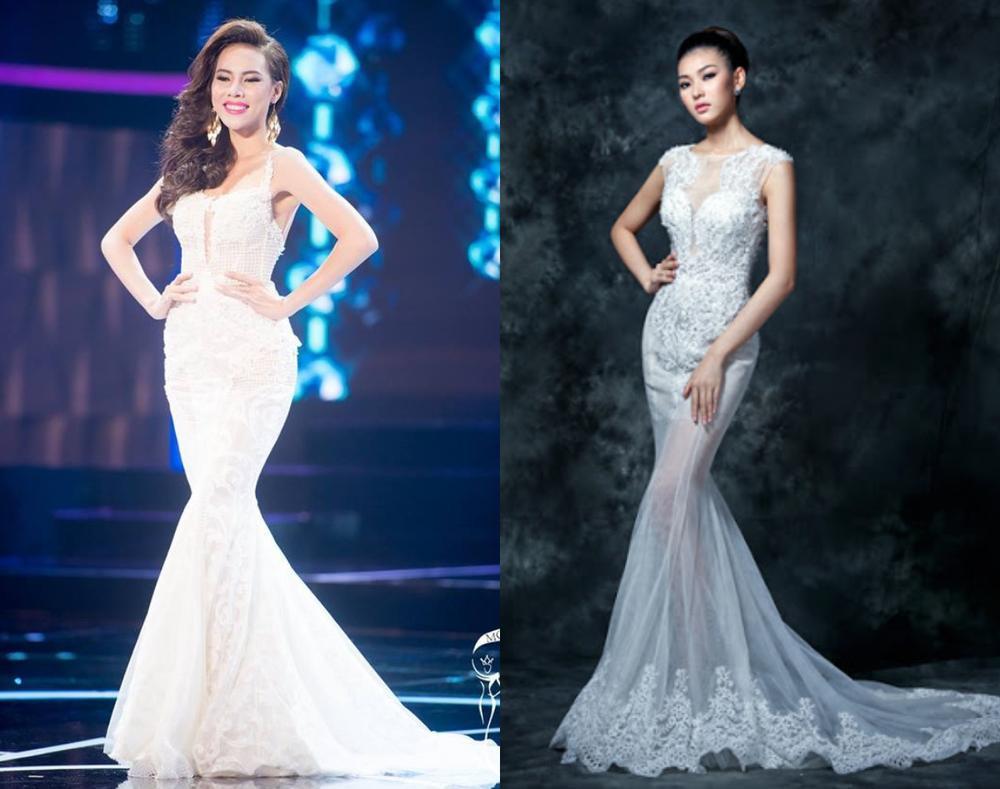 Bậc tiền nhân tiết lộ gam màu 'tạo hích' cho Ngọc Thảo ở Miss Grand International 2021 Ảnh 10