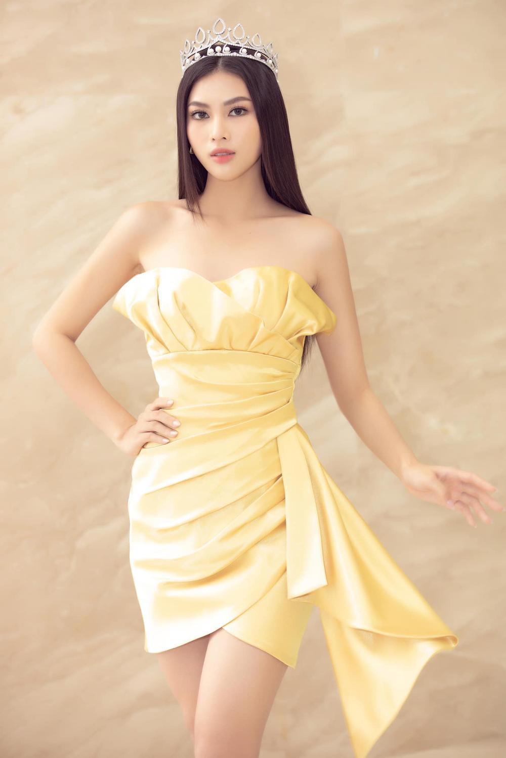 Bậc tiền nhân tiết lộ gam màu 'tạo hích' cho Ngọc Thảo ở Miss Grand International 2021 Ảnh 14