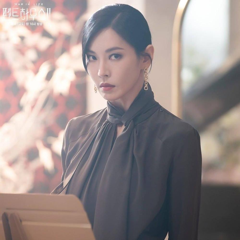 Biên kịch Penthouse 2 chuẩn bị 'bẻ lái': Chun Seo Jin mê chồng mới bỏ rơi Joo Dan Tae? Ảnh 1