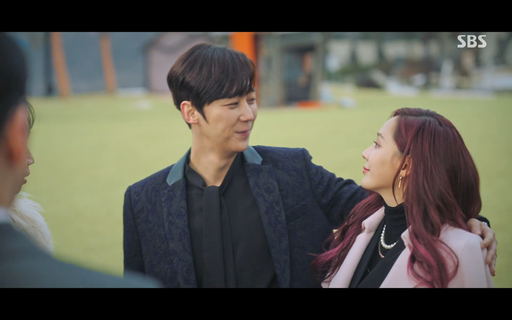 'Penthouse 2' tập 2: 'Cô giáo' Kim So Yeon thất bại ê chề vì hát nhép Eugene Ảnh 7