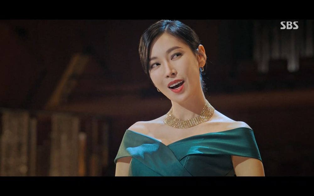 'Penthouse 2' tập 2: 'Cô giáo' Kim So Yeon thất bại ê chề vì hát nhép Eugene Ảnh 41