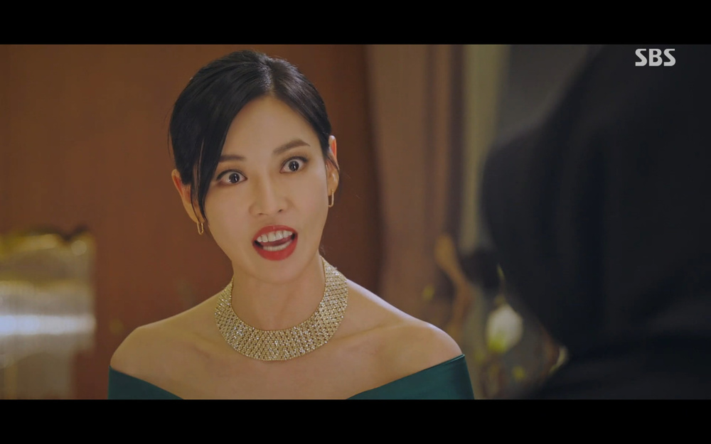 'Penthouse 2' tập 2: 'Cô giáo' Kim So Yeon thất bại ê chề vì hát nhép Eugene Ảnh 52