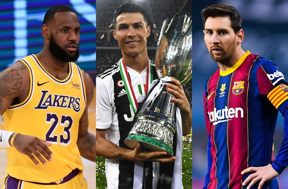 Ronaldo bỏ túi gần 29 tỷ đồng cho mỗi bài đăng trên Instagram Ảnh 1