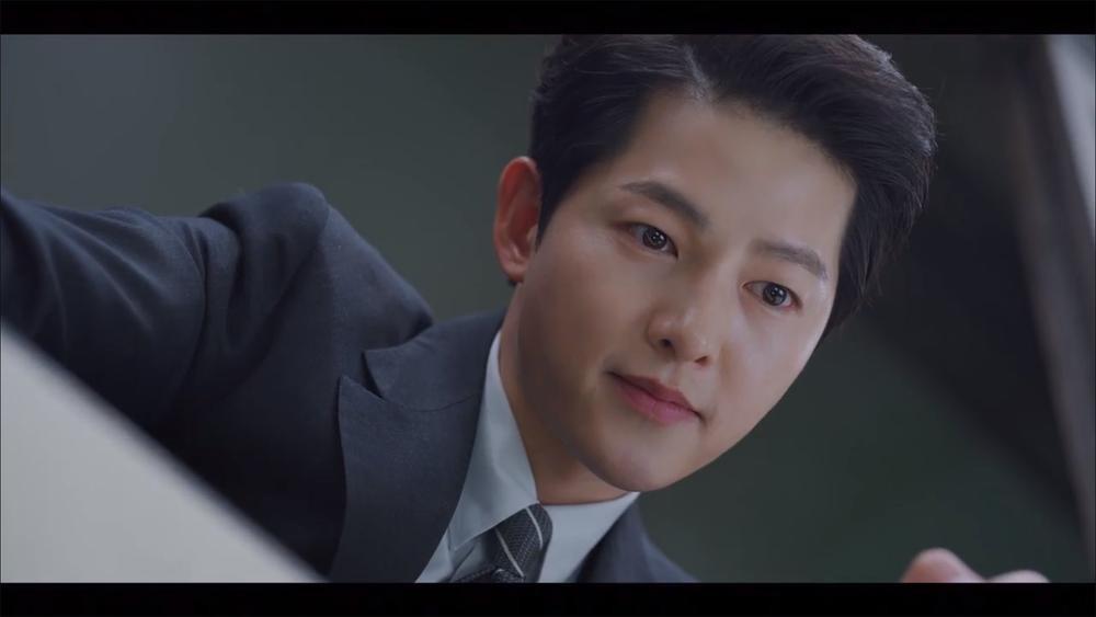 Phim 'Vincenzo' của Jong Soong Ki đạt rating 'khủng' ở tập 1 - Phim 'Penthouse 2' vượt mốc rating 20% Ảnh 12