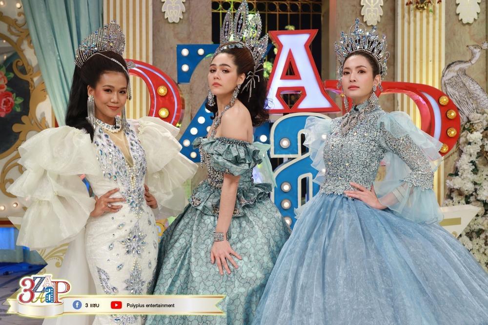 Aff Taksaorn bị chỉ trích không phù hợp làm MC chương trình 3 Zaap Ảnh 3