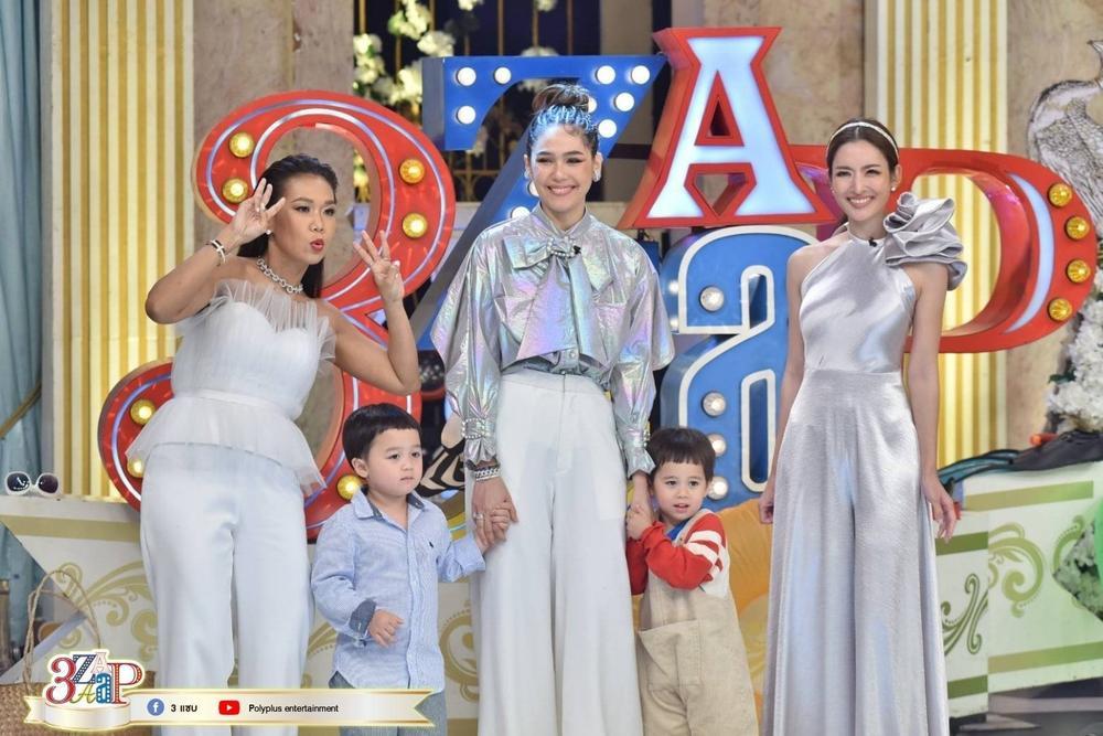 Aff Taksaorn bị chỉ trích không phù hợp làm MC chương trình 3 Zaap Ảnh 2