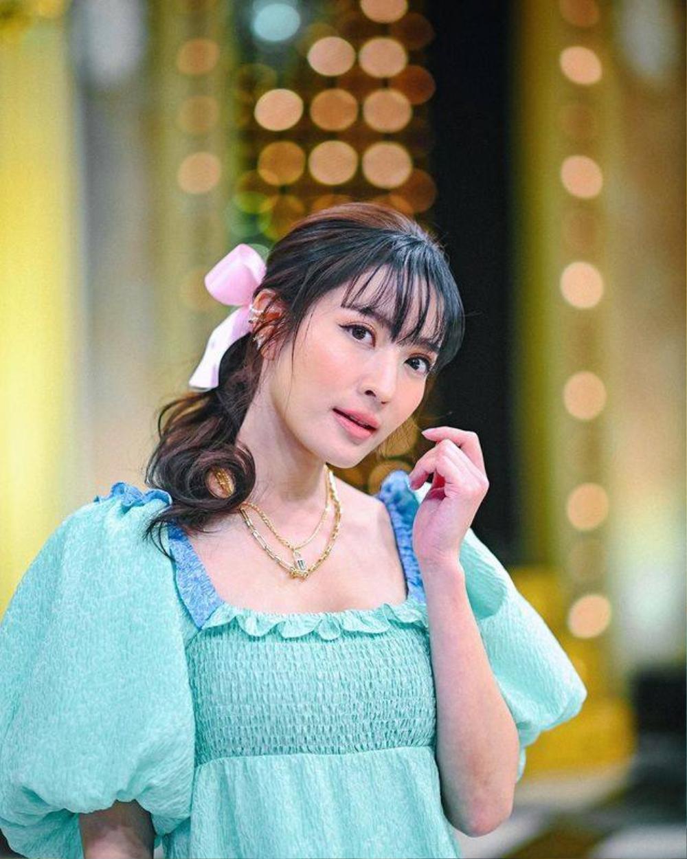 Aff Taksaorn bị chỉ trích không phù hợp làm MC chương trình 3 Zaap Ảnh 7