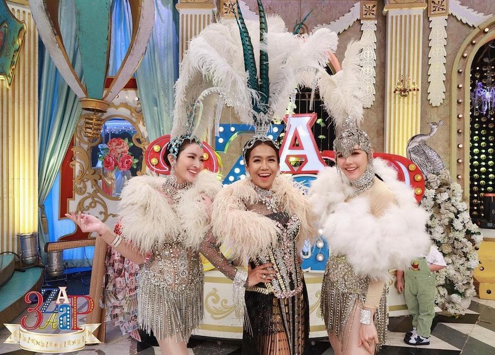 Aff Taksaorn bị chỉ trích không phù hợp làm MC chương trình 3 Zaap Ảnh 4