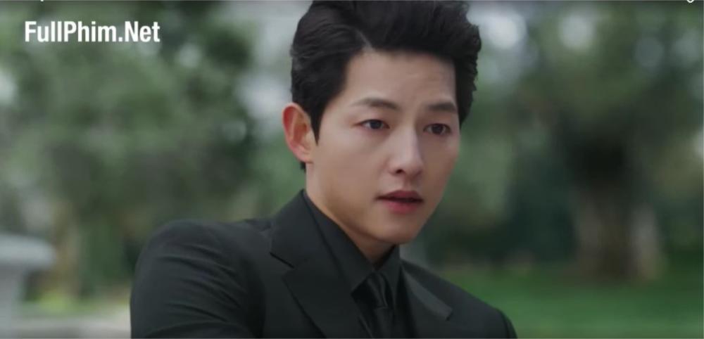 Vincenzo lên sóng, Song Jong Ki cãi nhau với chó được khen tới tấp, còn tình mới của chàng bị chê làm lố Ảnh 1