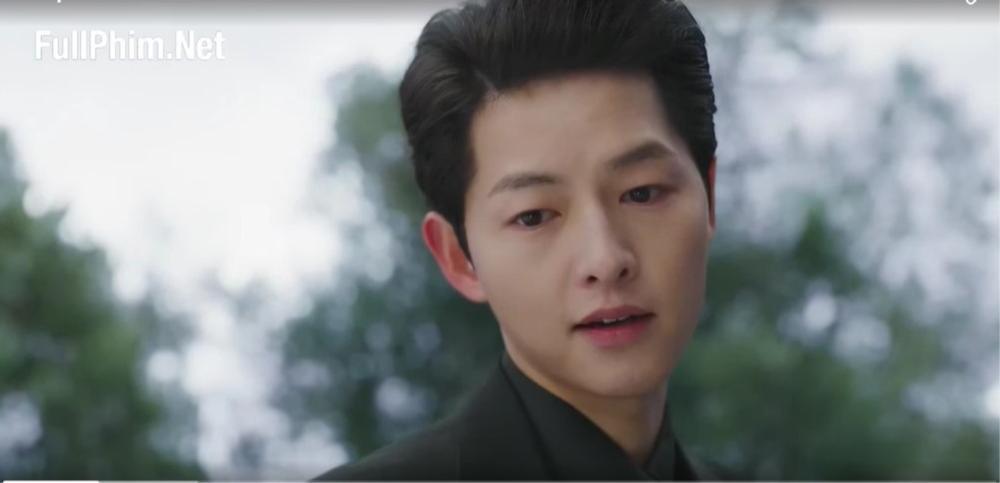 Vincenzo lên sóng, Song Jong Ki cãi nhau với chó được khen tới tấp, còn tình mới của chàng bị chê làm lố Ảnh 3