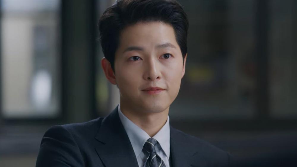 Rating phim 'Vincenzo' của Song Joong Ki tăng mạnh ở tập 2, tiến gần mốc 10% Ảnh 1
