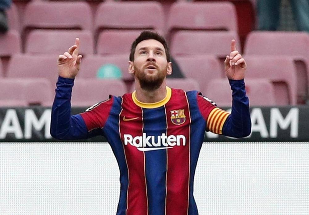 Messi lập hai cột mốc, vượt Xavi và Ronaldo trong lịch sử La Liga Ảnh 1