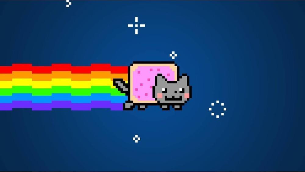 Bức ảnh vẽ mèo nguệch ngoạc được bán đấu giá hơn 13 tỷ đồng Ảnh 1