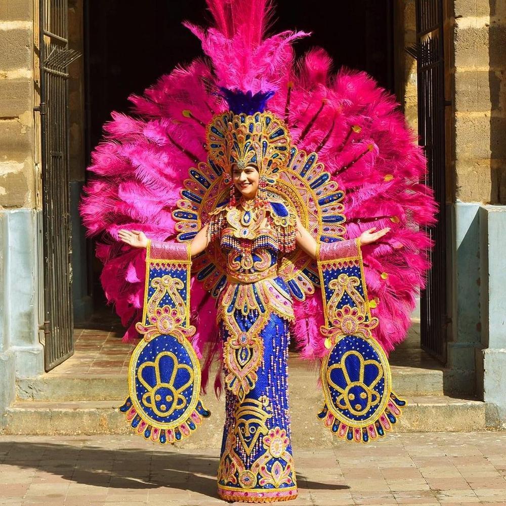 National Costume Hoa hậu Hòa bình: Indonesia - Thái Lan quá độc đáo, Guatamala hoành tráng Ảnh 8