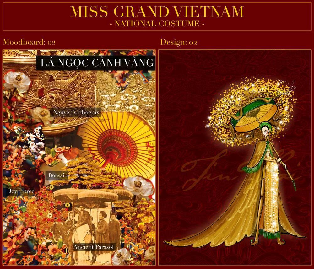 National Costume Hoa hậu Hòa bình: Indonesia - Thái Lan quá độc đáo, Guatamala hoành tráng Ảnh 12