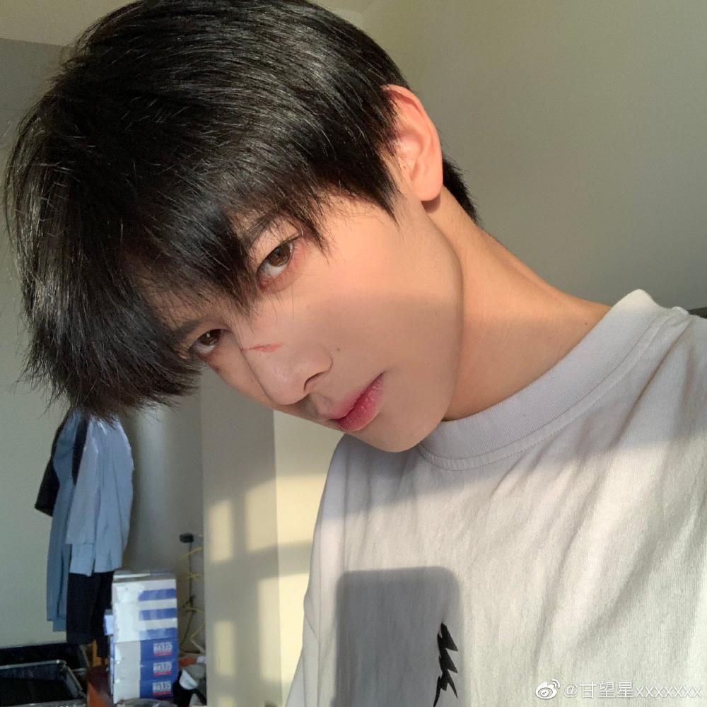 Cam Vọng Tinh - hotboy 'Sáng tạo doanh 2021' bị phát hiện đang nói dối? Ảnh 2