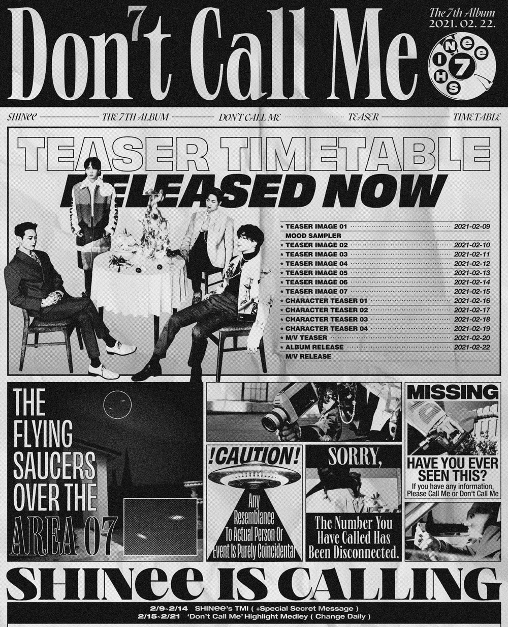 'SHINee IS BACK!' sau 2 năm 6 tháng: 'Don't Call Me' - Thoát mác những rập khuôn trong âm nhạc Ảnh 7