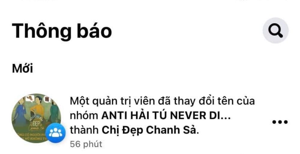 Hàng loạt Group anti-fan Hải Tú đổi tên, làn sóng công kích 'trà xanh' đang dần lụi tàn? Ảnh 4